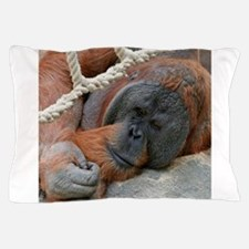 OrangUtan20151007 Pillow Case