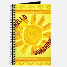 hello sunshine Journal