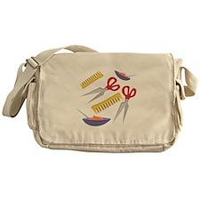 Beautician Tools Messenger Bag