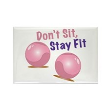 Stay Fit Magnets