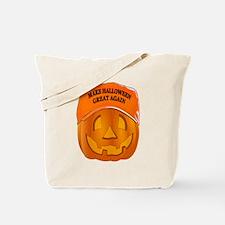 Make Halloween Great Again Tote Bag