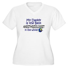 Best Anesthesiologist In The World (Daddy) T-Shirt