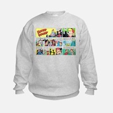 Cute Comic Sweatshirt