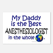 Best Anesthesiologist In The World (Daddy) Postcar