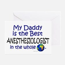 Best Anesthesiologist In The World (Daddy) Greetin
