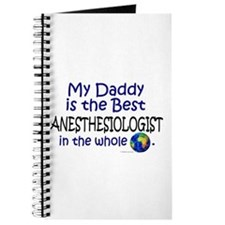 Best Anesthesiologist In The World (Daddy) Journal