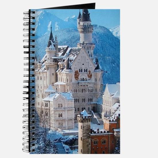 Castle In The Winter Journal