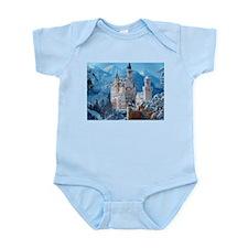 Castle In The Winter Body Suit