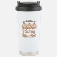 Sticky Situation Travel Mug