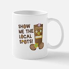 Local Spots Mugs