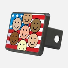 American People Hitch Cover