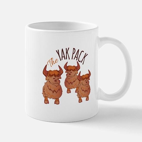 Yak Pack Mugs