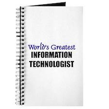 Worlds Greatest INFORMATION TECHNOLOGIST Journal