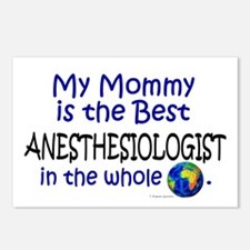 Best Anesthesiologist In The World (Mommy) Postcar