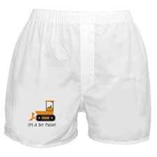 A Bit Pushy Boxer Shorts