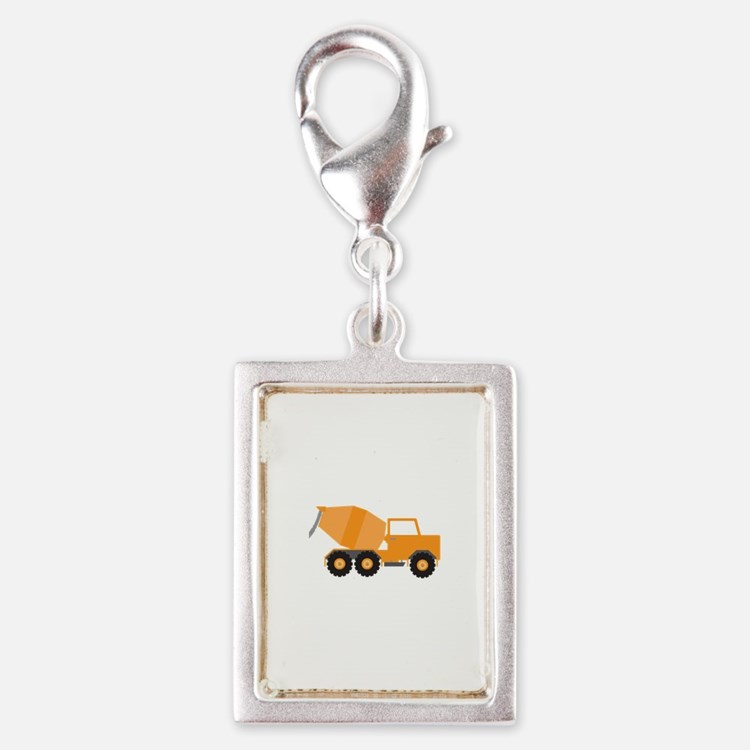 Cement Truck Charms