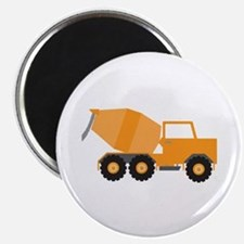 Cement Truck Magnets