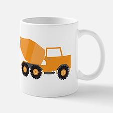 Cement Truck Mugs