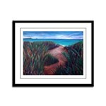 From Cane Top Framed Panel Print