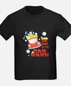 The Car Wash T-Shirt