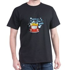 Scrub A Dub T-Shirt