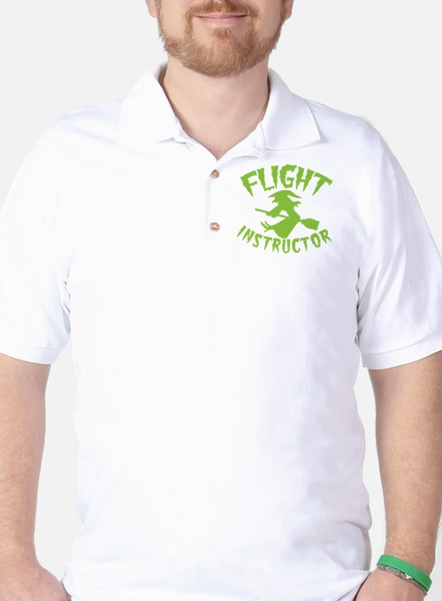 Flight instructor wickedy witch on a br T-Shirt