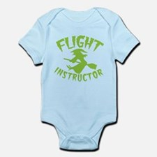 Flight instructor wickedy witch on a bro Body Suit