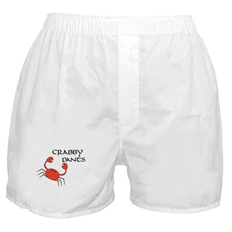 CRABBY PANTS Boxer Shorts