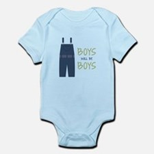 Will Be Boys Body Suit