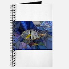 Fish mosaic 001 Journal