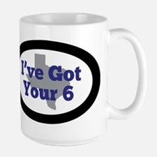 I've got your 6 Mugs
