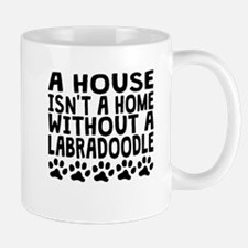 Without A Labradoodle Mugs