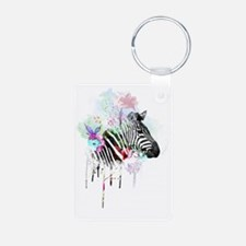 Cool Watercolor Keychains