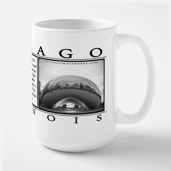 "Chicago Coffee Mug ""Cloud Gate"" - Large"