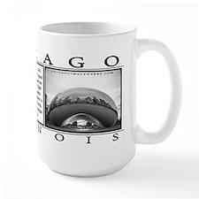 "Chicago Coffee Mug ""Cloud Gate"" - Mug"