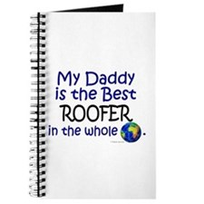 Best Roofer In The World (Daddy) Journal