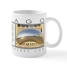 "Chicago Coffee Mug ""Cloud Gate"" - Small"