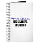 Worlds Greatest INDUSTRIAL ENGINEER Journal