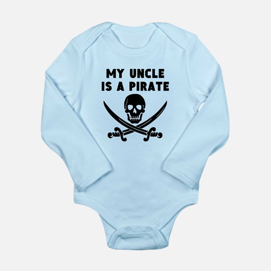 My Uncle Is A Pirate Body Suit