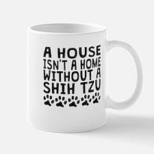 Without A Shih Tzu Mugs