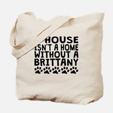 Without A Brittany Tote Bag