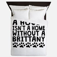 Without A Brittany Queen Duvet