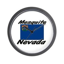 Mesquite Nevada Wall Clock