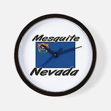 Mesquite Nevada Wall Clock