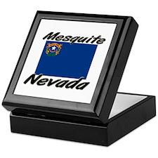 Mesquite Nevada Keepsake Box