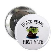 Black Pearl First Mate Button