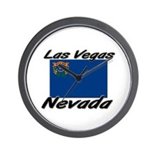 Las Vegas Nevada Wall Clock