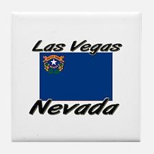 Las Vegas Nevada Tile Coaster