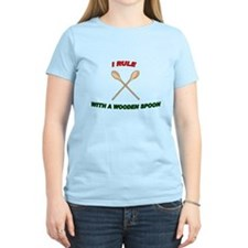 Unique Wooden spoon T-Shirt
