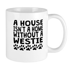 Without A Westie Mugs